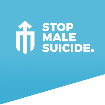 If you want to Stop Male Suicide, we're here to help.